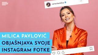 Milica Pavlović: Zavolela sam šipku na snimanju spota!| MONDO inŠTAgram | S01E14