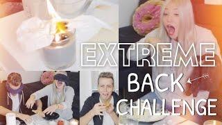 EXTREME BACK-CHALLENGE mit  BRAND ESKALATION | BibisBeautyPalace Thumbnail