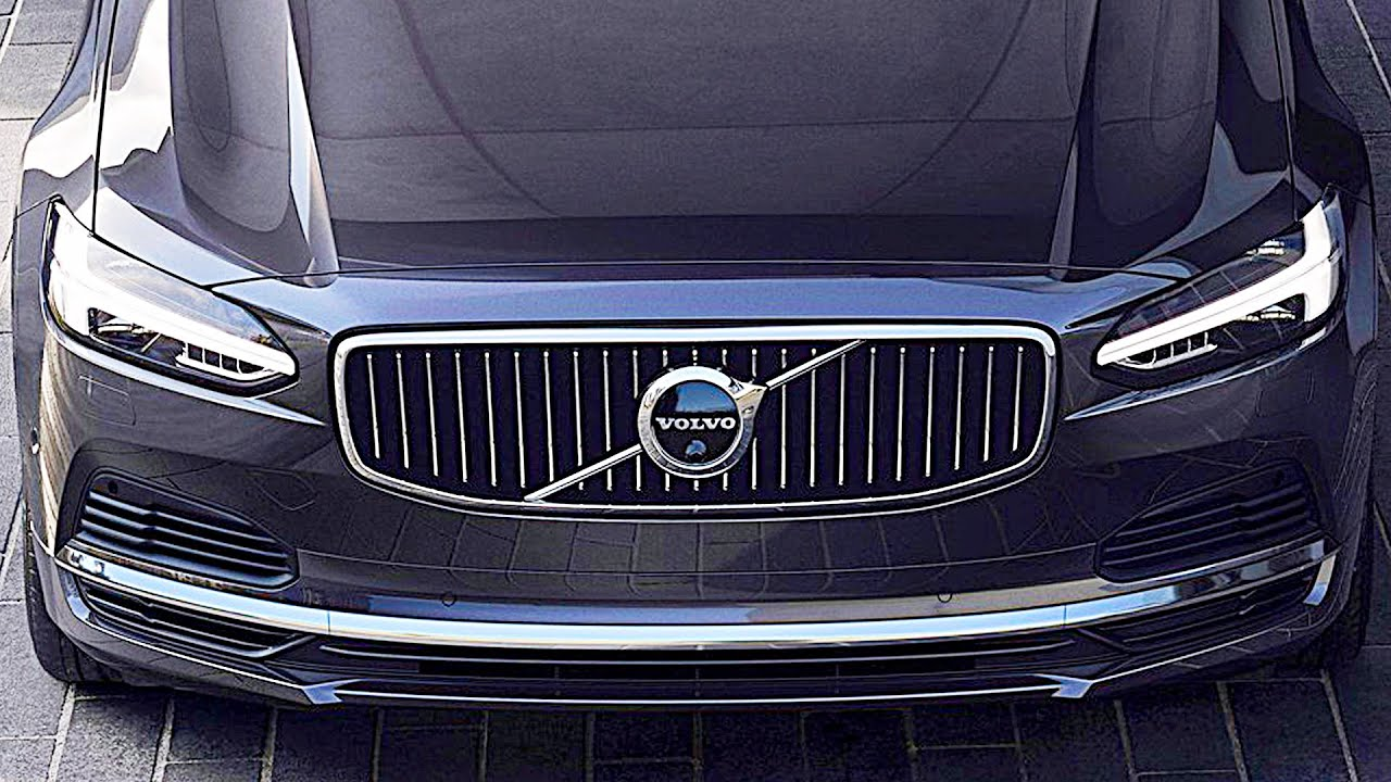2021 Volvo V90 Images