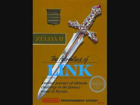 The Adventure of Link: Great Palace Theme