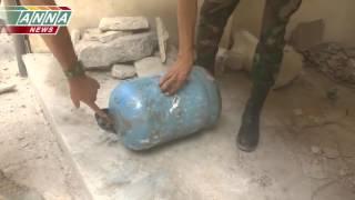 120 terrorists killed in Syria. English subtitles.