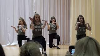 """Танец """"Buzova Team"""". Школа №5"""