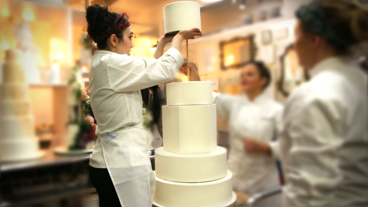 Wedding Cakes, What  You're Really Getting and What  it Takes to Make Them