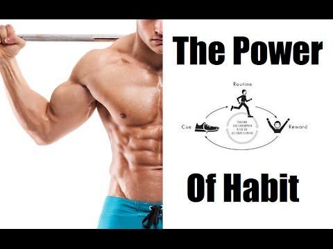 The Power of Habit: Reaching Your Fitness Goals Without Discipline