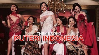 Theme Song PUTERI INDONESIA - LIB3RO version