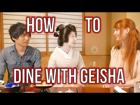 Cara Untuk Menyewa Geisha