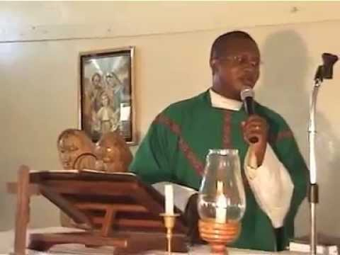 Reverend Fr. Polycarp Ugwu Kiembeni Holy Family Catholic Church Mombasa Kenya