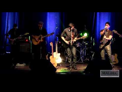 Banda Malbec ao vivo - With or without you