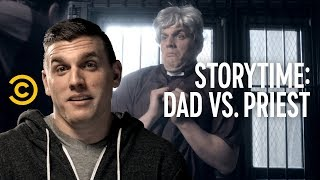 The Time Chris Distefano's Dad Almost Beat Up a Priest - Storytime