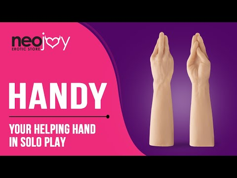 "Neojoy Handy 14.5"" Dildo (Flesh) from YouTube · Duration:  1 minutes 15 seconds"