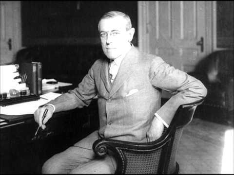 Woodrow Wilson Distinguishes Between His Democrats and the Progressive Party of 1912