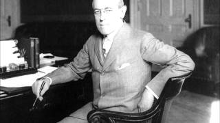 Woodrow Wilson Distinguishes Between His Democrats and the Progressive Party of 1912 thumbnail