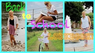 Back to School Lookbook! | Collab with TheChicChoice Thumbnail