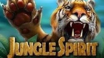 Jungle Spirit Call Of The Wild - Slot Machine