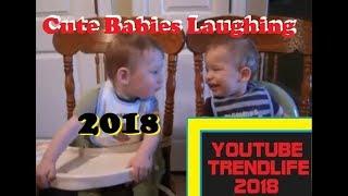 Cute Babies Laughing  Funny Kids Videos Compilation 2018 Lustig HD
