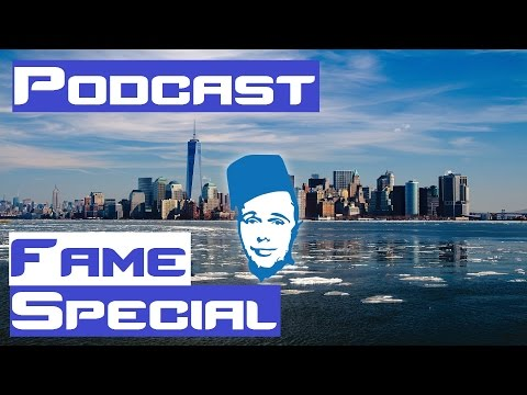 The Ricky Gervais Show Podcast | Fame Special