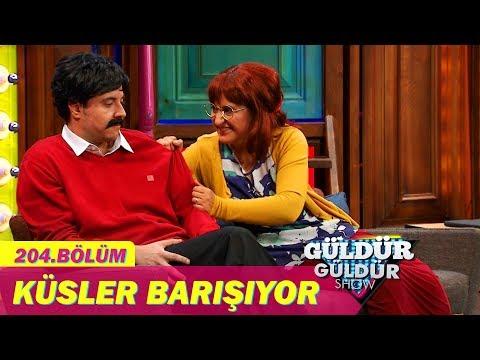 Güldür Güldür Show 204.Bölüm - Küsler Barışıyor