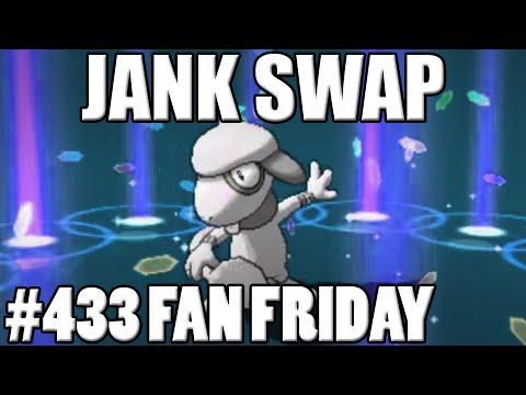 Jank Heart Swap! Pokemon Omega Ruby Alpha Sapphire WiFi Battle! Fan Fridays #433 Andy