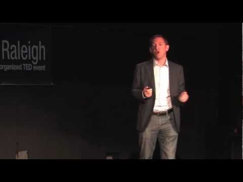 Economics of the Information Revolution: Jim Whitehurst at TEDxRaleigh 2012