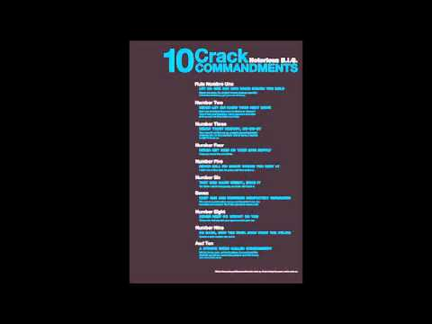 ten crack commandments notorious big lyrics