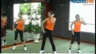 Phim | Bài tập làm đẹp, thể dục thẩm mỹ Nhanh24h.vn | Bai tap lam dep, the duc tham my Nhanh24h.vn