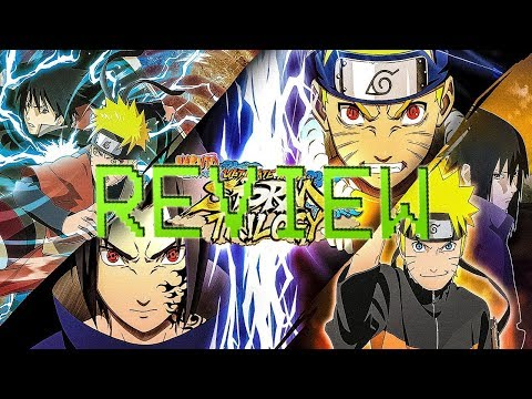Naruto Ultimate Ninja Storm Trilogy/Legacy Review