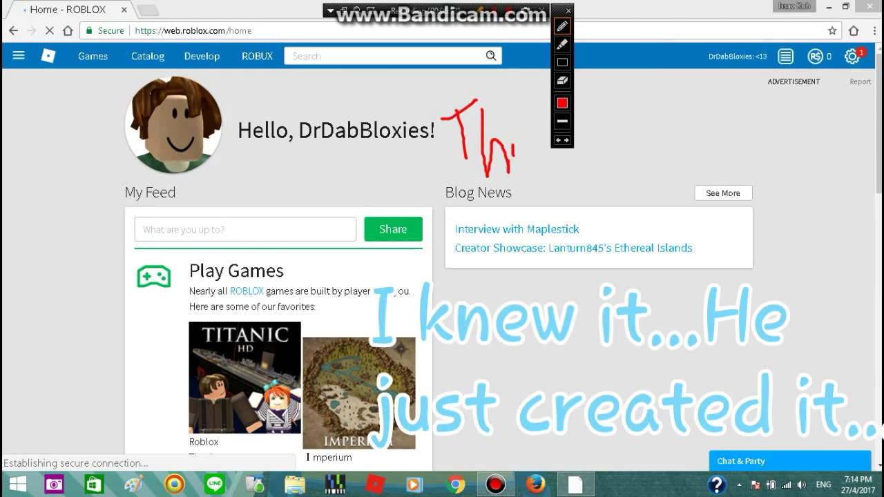 Roblox Others Roblox Login Account And Youtube Talk Youtube