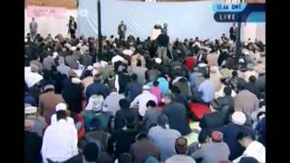 Shtoni lutjet, që t'i bëni ballë persekutimit të ashpër - 7th October 2011