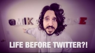 Life Before Twitter (by @mikefalzone)
