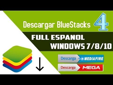 Descargar E Instalar BlueStacks 4 Full Español 2019 – Windows 10/8/7