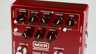 """全ベースマンに届け、赤の一撃。 MXR IKEBE ORIGINAL M80 BASS D.I.+ """"B..."""