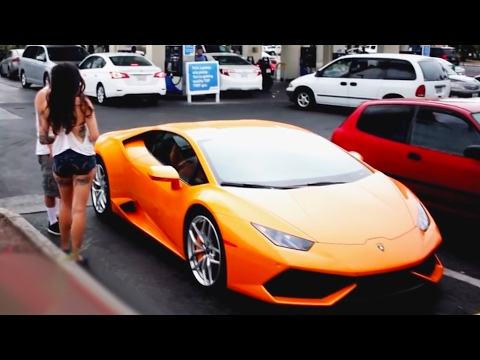 Top Sport Cars Social Experiments Best Pranks Compilation - Top 3 sports cars