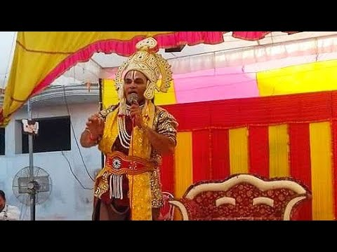 PARASHURAMI - Arvind Dubey Laxman Ji और RamJi Shukla Parashuram Ji