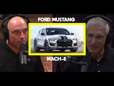 Joe Rogan on the new Ford Mustang Mach-E