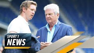 TSG Hoffenheim: Hopp deutet Nagelsmann-Abschied an   SPORT1 - Der Tag