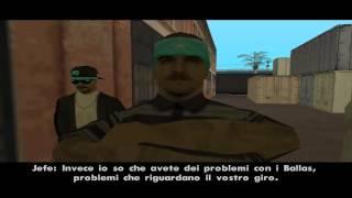 GTA: Grove Street Stories -12- Aztecas (GTA San Andreas Dyom)