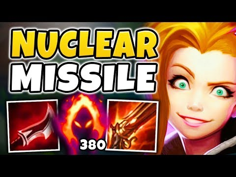 WTF! JINX CAN 100% INSTANT ONE-SHOT ANYONE NOW?!? *NEW* ODYSSEY JINX SKIN PENTA - League of Legends