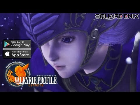 VALKYRIE PROFILE: LENNETH Android / iOS Gameplay Mobile