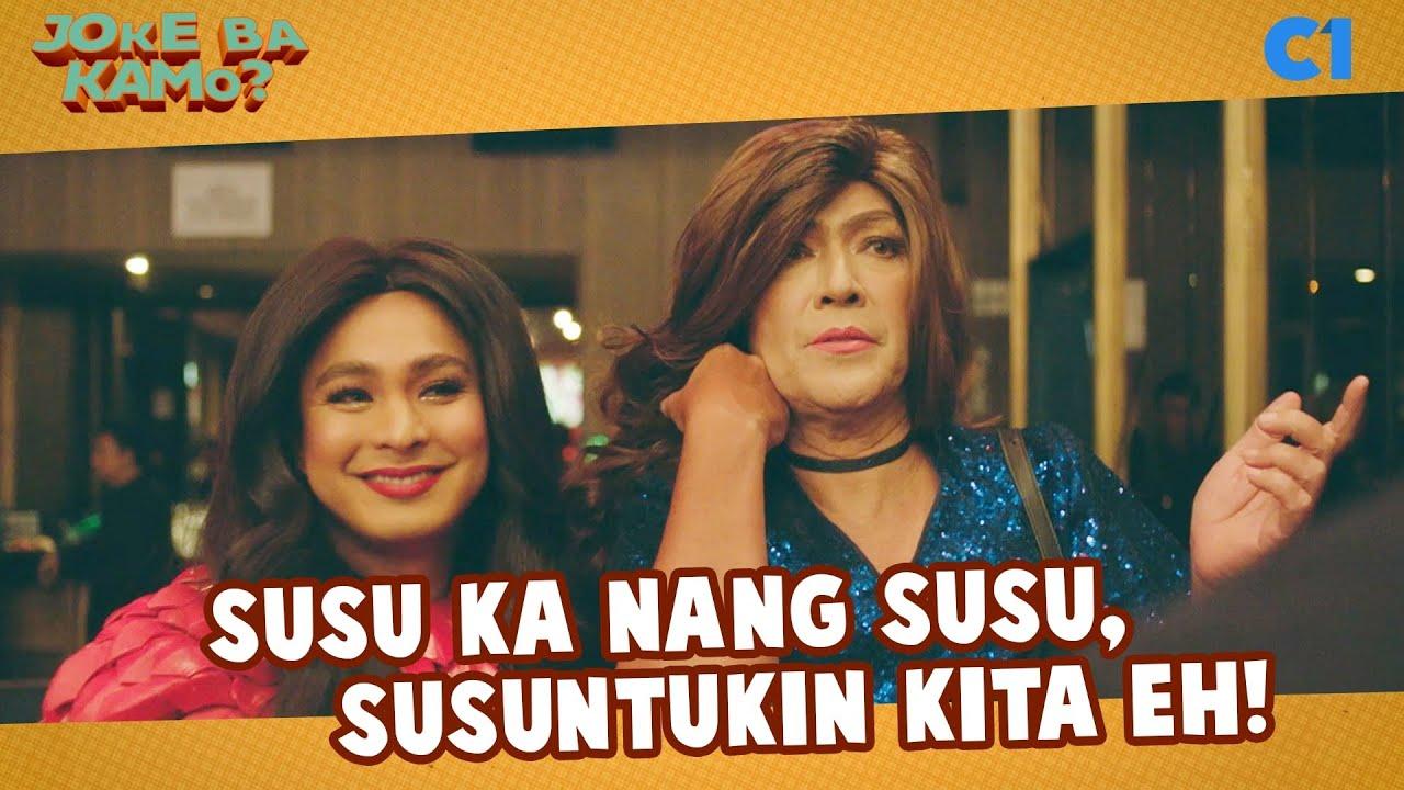Download Susu Ka Nang Susu, Susuntukin Kita Eh! | Jack Em Popoy: The Puliscredibles | Joke Ba Kamo?