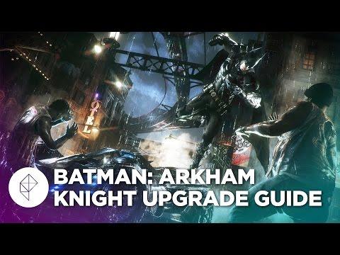 Here are the Batman: Arkham Knight upgrades you should unlock immediately