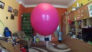 Video Climb in fuchsia balloon download MP3, 3GP, MP4, WEBM, AVI, FLV Juli 2018