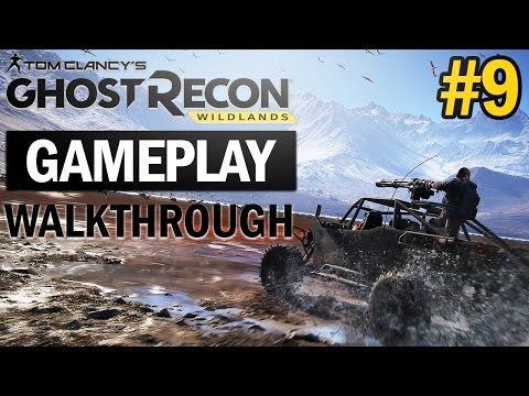 Ghost Recon Wildlands | Gameplay Walkthrough | The Hospital & Special Transport | Part #9