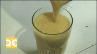 Banana Orange Low Carb Smoothie Recipe