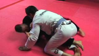 Move of the Week  with Prof.Jesse Richardson: half guard to back control and subs