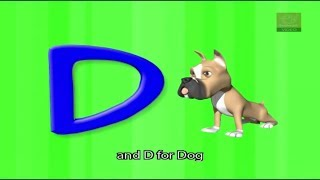 The A to Z Alphabet Song - A for Apple, B for Ball - Phonics Song