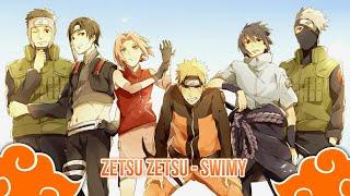 Naruto Shippuden Ending 40 Full『Swimy - Zetsu Zetsu』(Absolutely)