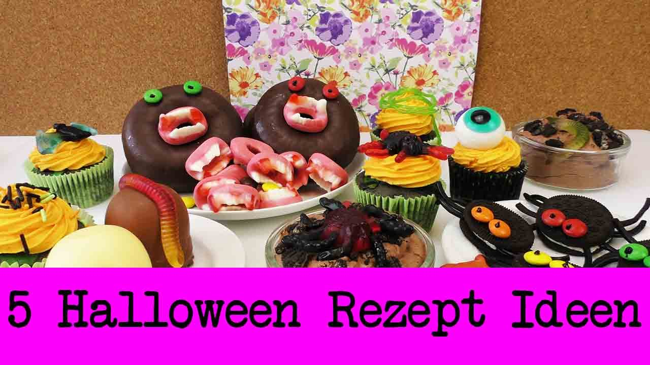 5 halloween rezept ideen gruselige snacks f r eure halloween party cupcakes donuts oreos. Black Bedroom Furniture Sets. Home Design Ideas