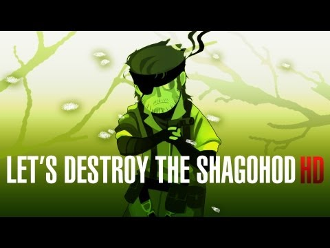 HD Let's Destroy The Shagohod (Full Hiimdaisy Comic)