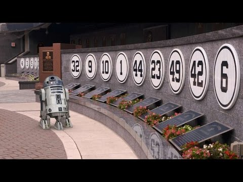 Star Wars Night: Retired Numbers