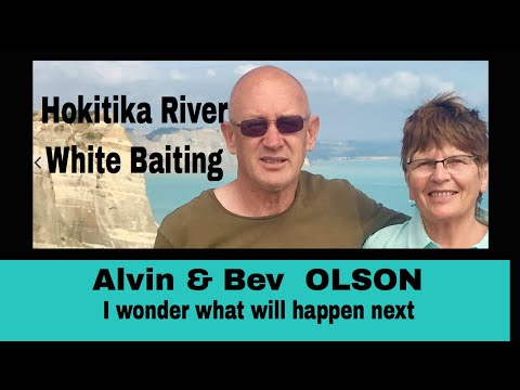 Hokitika River  Whitebaiting Nov 2009